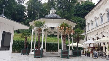 Pavillon der Freiheitsquelle